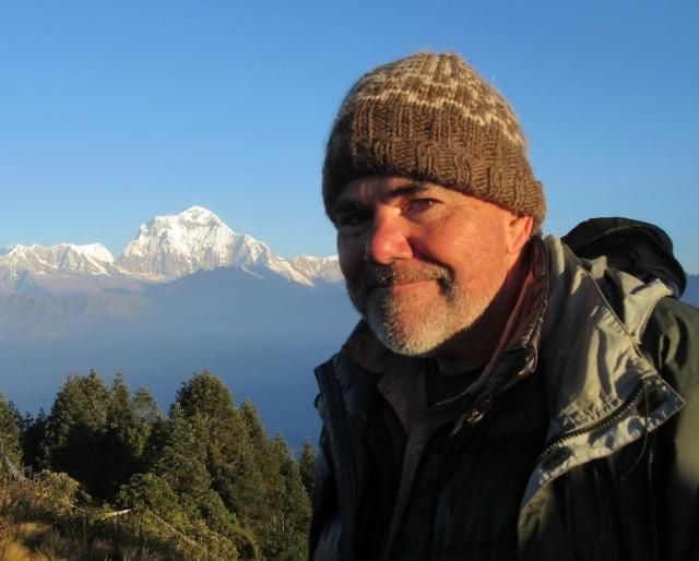 Kirk in Nepal